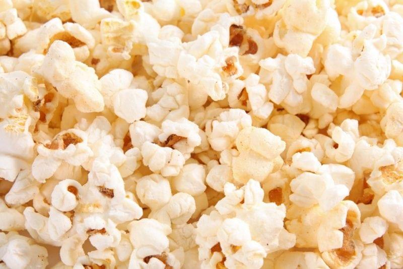 Несколько интересных фактов о попкорне