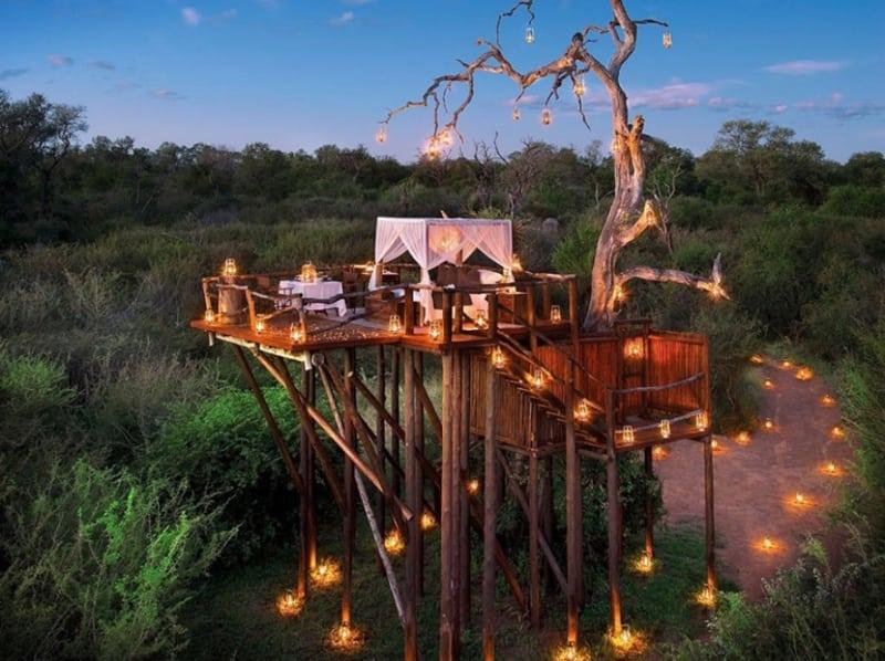 10 роскошных курортов для влюбленных!