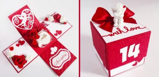 14 крутых идей для упаковки подарков к 14 февраля