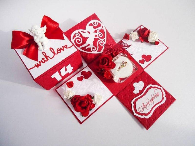 Подборка идей для упаковки подарков ко Дню всех влюбленных