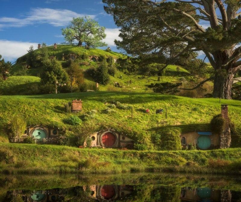 15 нетуристических мест, где виден настоящий характер каждой страны
