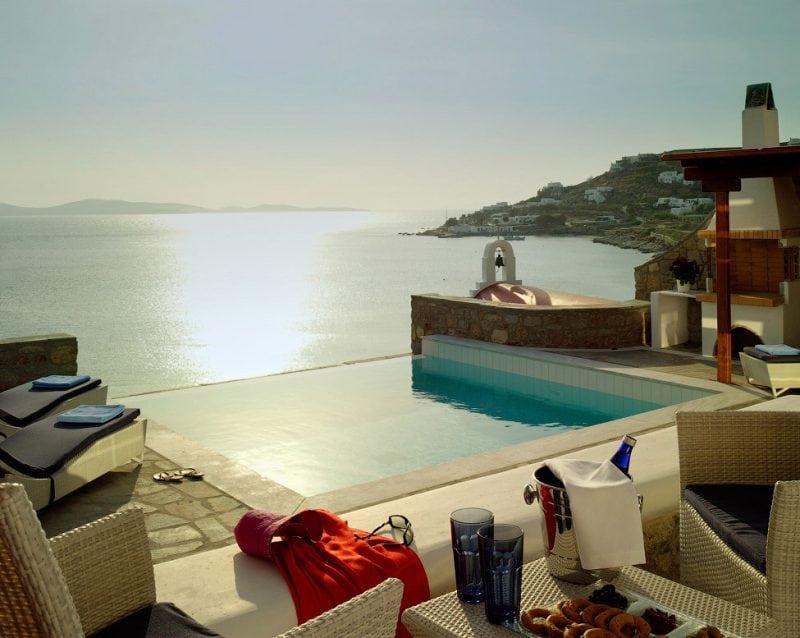 Квартира в остров Эгейские острова на берегу моря недорого недорого