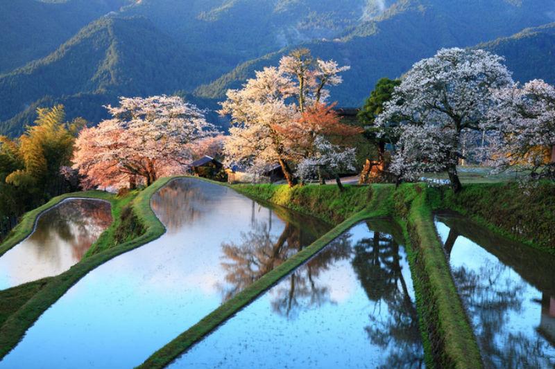 18 прекрасных мест в мире