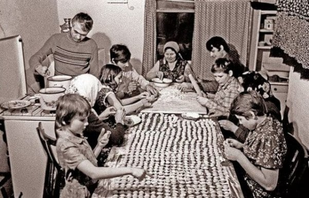 25 самых теплых кадров из жизни во времена СССР