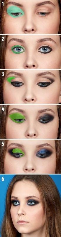 Роскошный взгляд: 5 лучших техник макияжа глаз