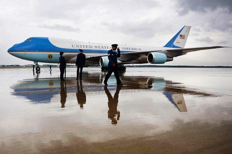 5 президентских самолетов. Только посмотрите на них!