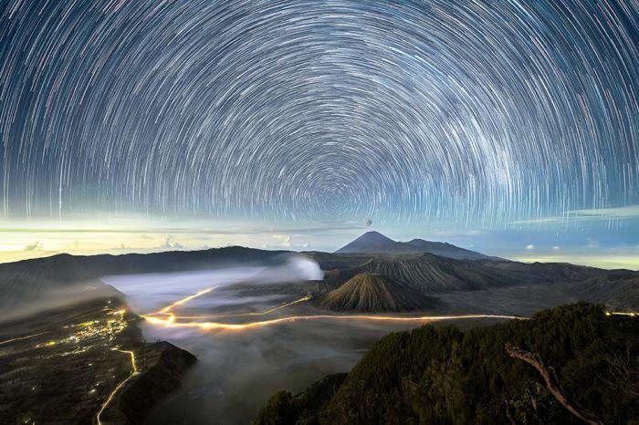 7 удивительных фотографий Млечного Пути