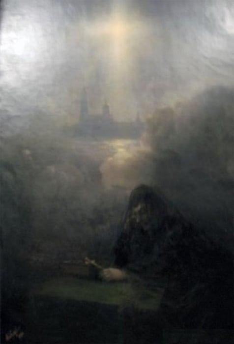 Мистические истории полотен Ивана Айвазовского