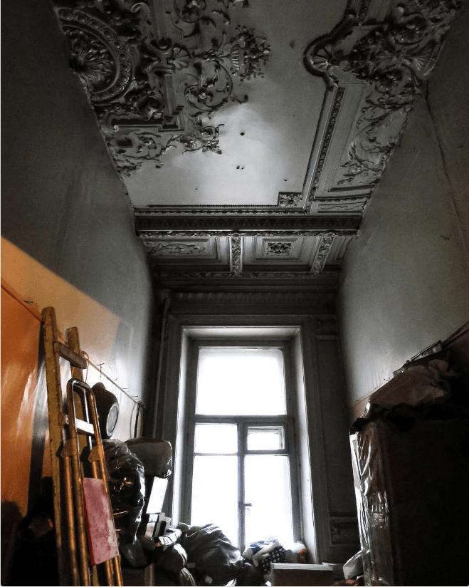 Богатство питерских коммуналок