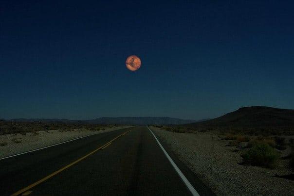 Что было бы если вместо Луны наше небо освещал Юпитер?