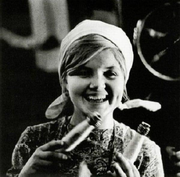 Красота в простоте: 20 фото девушек эпохи СССР