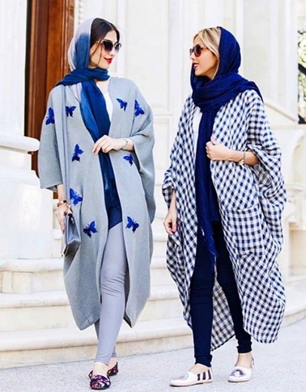 Эти 10 фотографий покажут тебе, как на самом деле выглядят иранские женщины