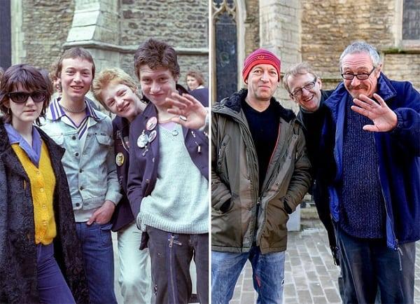 Этот фотограф отыскал людей, которых сфотографировал более 30 лет назад. Результат обескураживает…