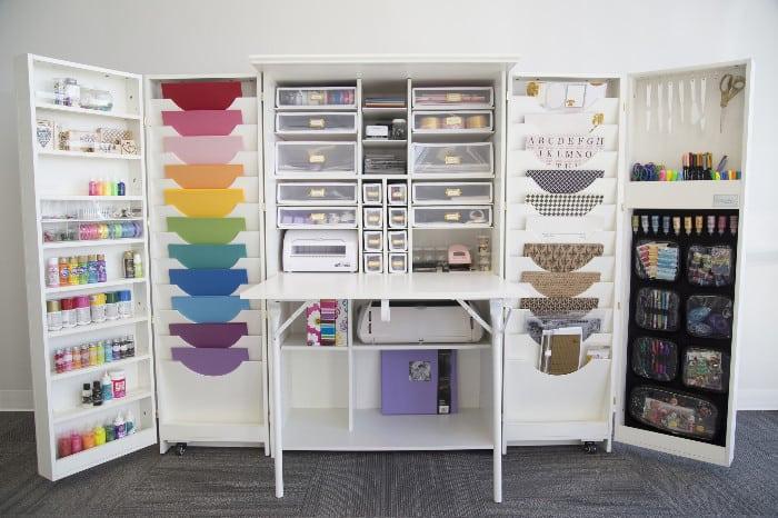 Универсальный шкаф-органайзер, который придется Вам по душе!