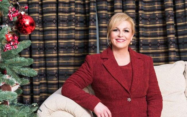 Фото президента Хорватии, которые изменят ваше представление о женщинах у власти