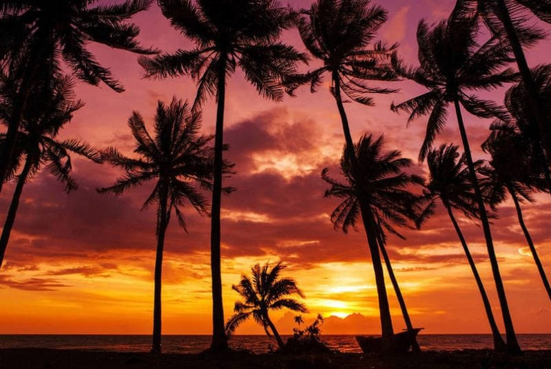 Фотографии потрясающих закатов. Хочу оказаться там прямо сейчас!
