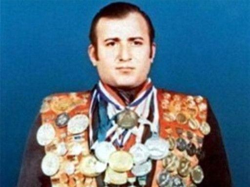 Героический поступок Шаварша Карапетяна