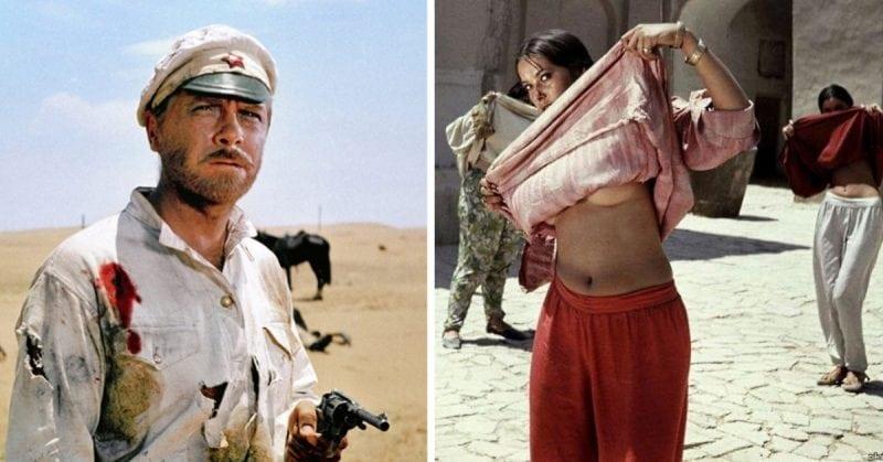 И на «Белом солнце пустыни» бывают пятна... 10 киноляпов легендарного фильма.