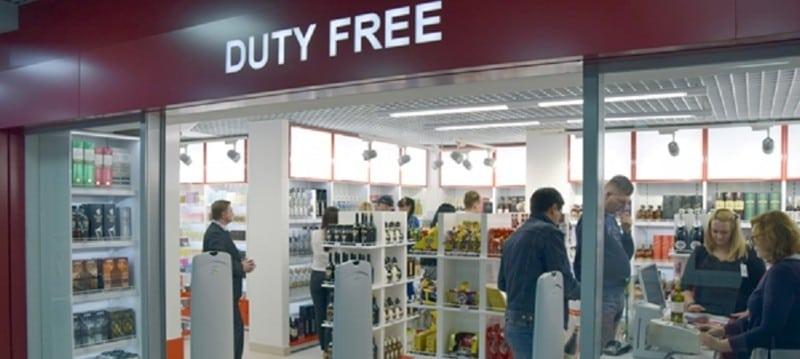 История появления Duty Free