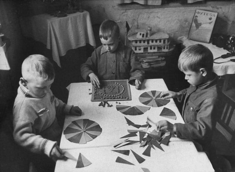 Как это было? Детские сады Советского Союза