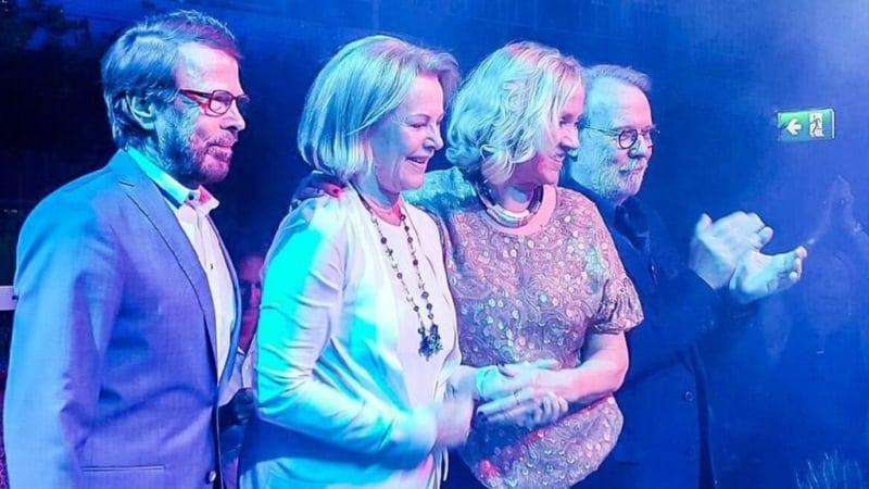 Как выглядят участники группы ABBA сегодня