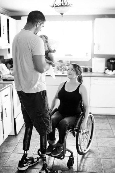 Любовь паралимпийцев: самый трогательный момент игр в Рио