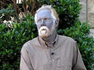 Пол Карсон - человек с синей кожей