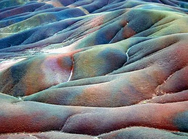 Радужные пески острова Маврикий