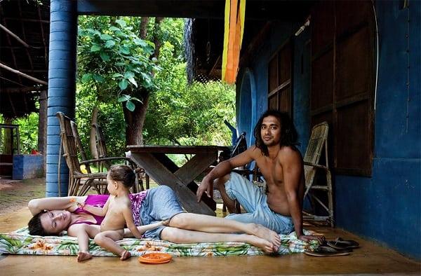 Рай на земле! Это город, в котором нет ни политики, ни религии, ни национальных различий...