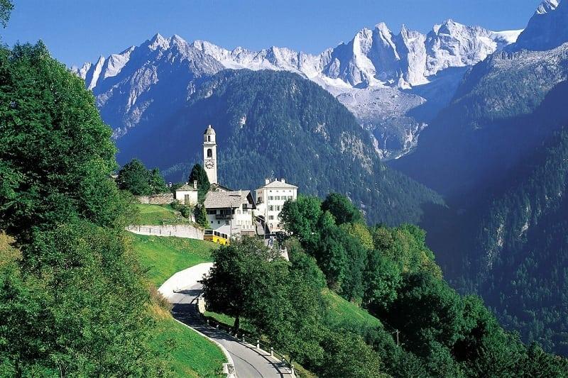 Швейцария — одна из самых чистых стран в мире! Вот с кого нужно брать пример