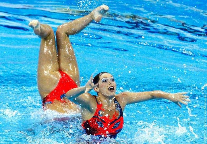 Смешные стоп-кадры с выступлений спортсменов