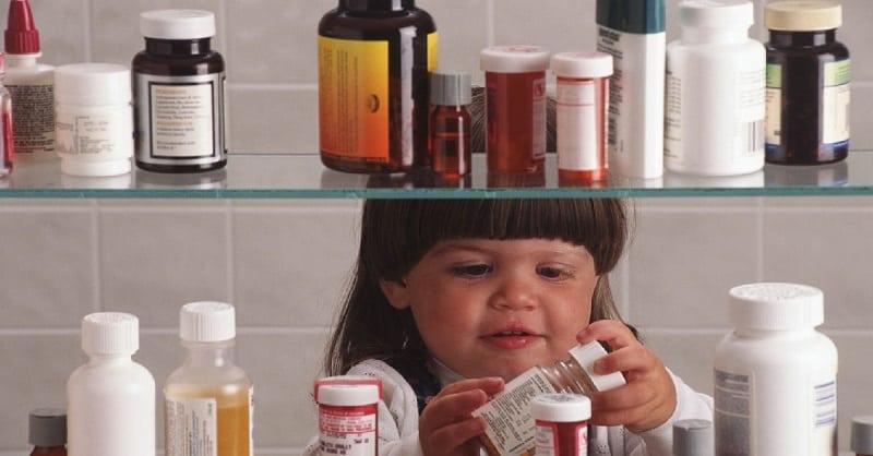Что должно быть в аптечке, если в доме есть дети?