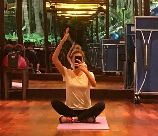 Вера Брежнева в Таиланде, уникальные фото из Instagram