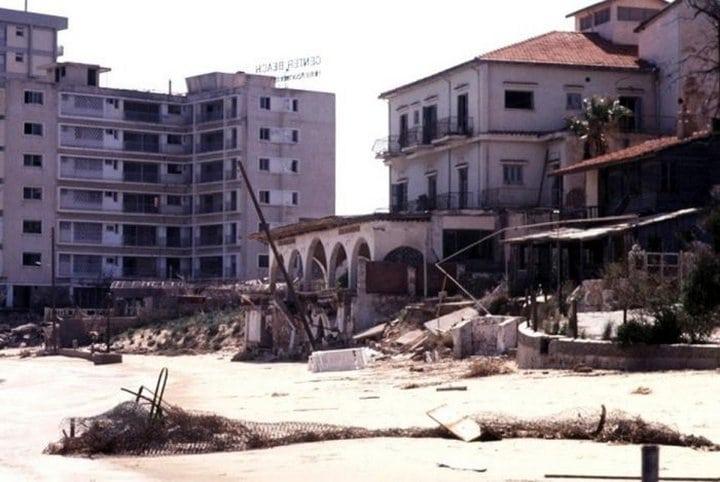 Вароша — греческий курорт, ставший городом-призраком