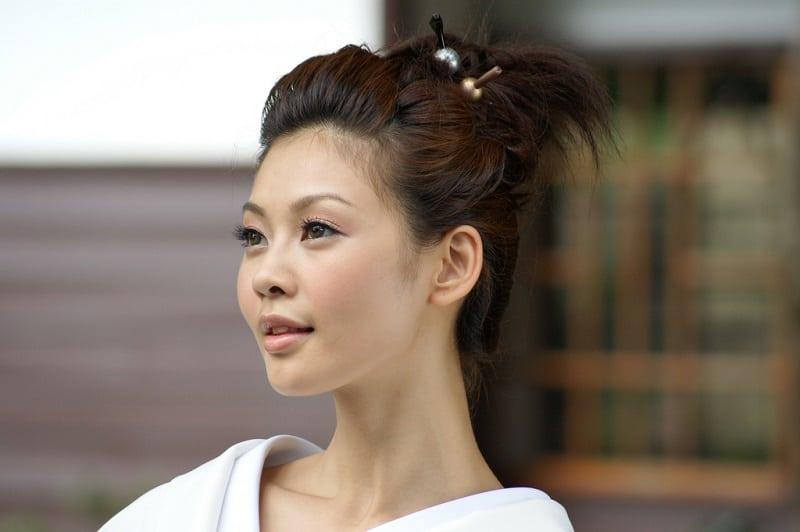 Японская маска для красоты лица