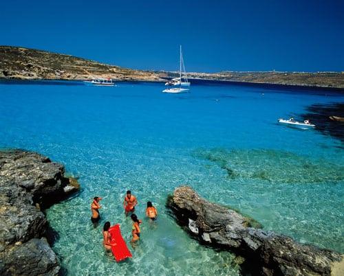 Завораживающая красота острова Гозо (Мальта)