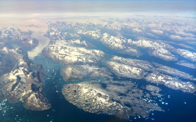 Земля в иллюминаторе: потрясающие виды!