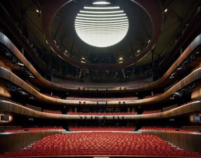 10 восхитительных оперных театров на планете