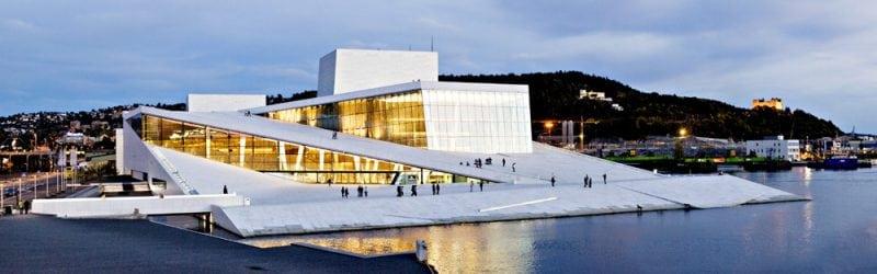 12 необычных театров, которые поражают своей красотой и дизайном