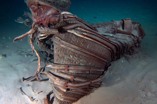 15 самых таинственных находок под водой