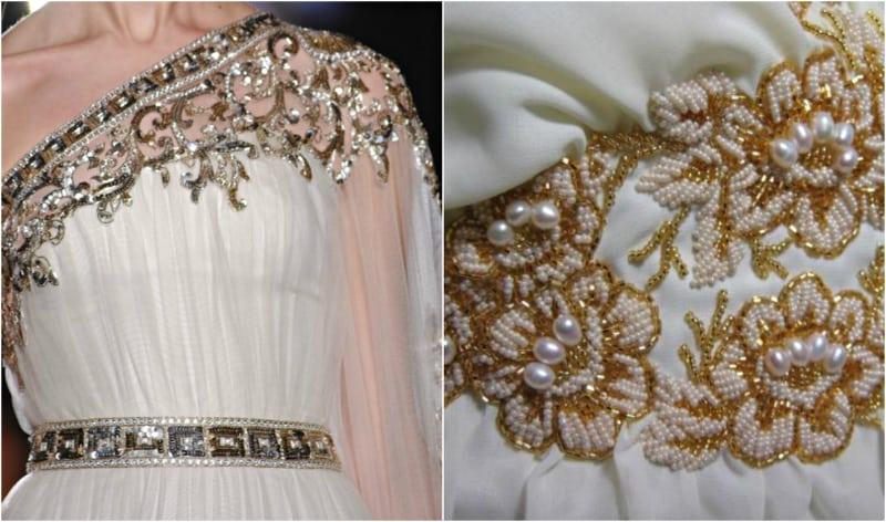 20 великолепных платьев, расшитых бисером! Я поражена! Девушки поймут!