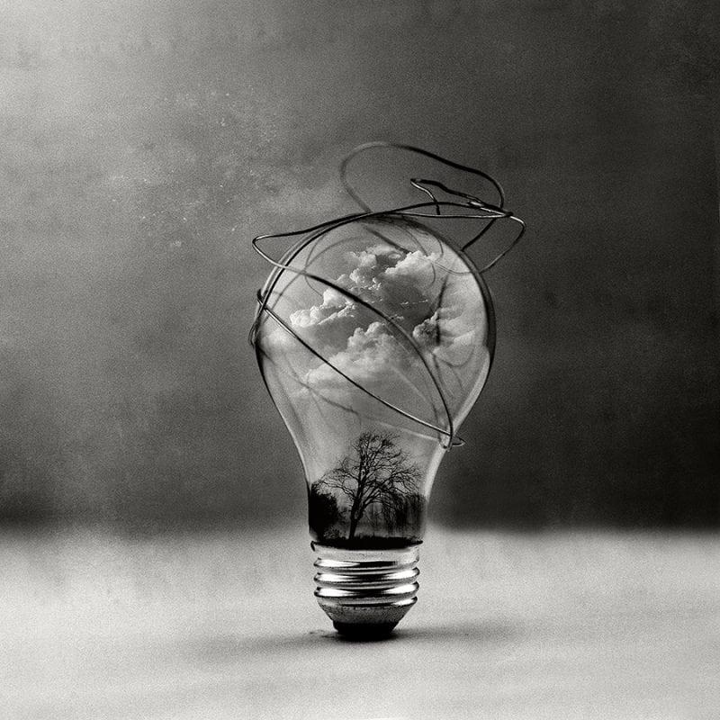 24 идеальных черно-белых фотографий