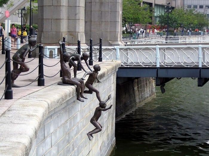 30 фотографий самых необычных скульптур со всей планеты