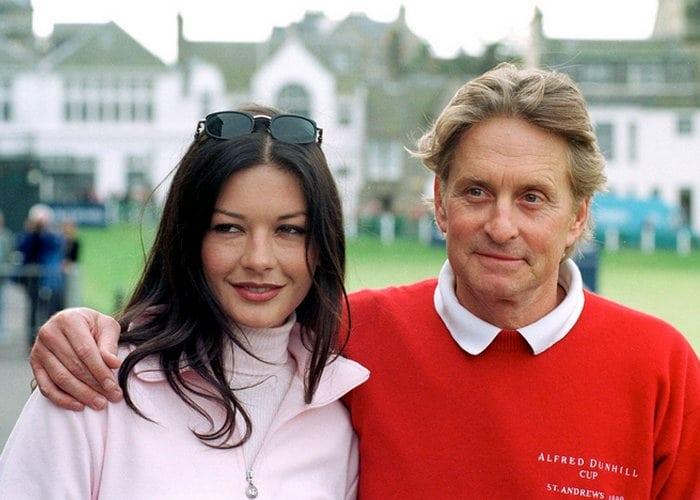 Счастливы вместе уже 17 лет: Майкл Дуглас и Кэтрин Зета-Джонс