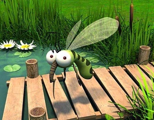 8 действенных способов как отпугнуть комаров. Скоро будет очень актуально