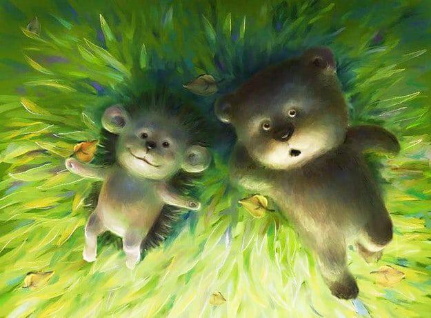 Детские сказки, истинный смысл которых, можно понять только став взрослым. Рекомендуем к прочтению