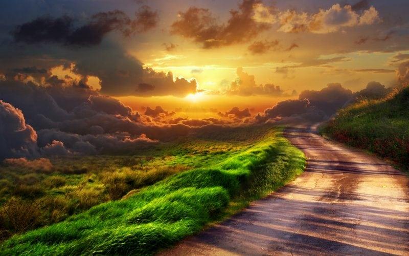 «Дорога в рай» - потрясающая притча о жизни и смерти
