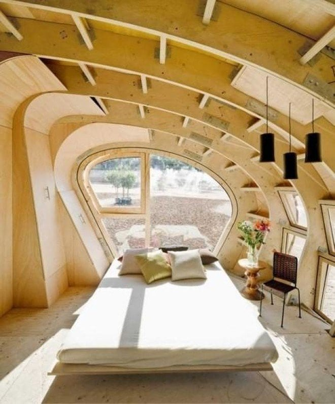 Экологически чистый дом, который самостоятельно снабжает себя энергией! Мечта любой семьи!