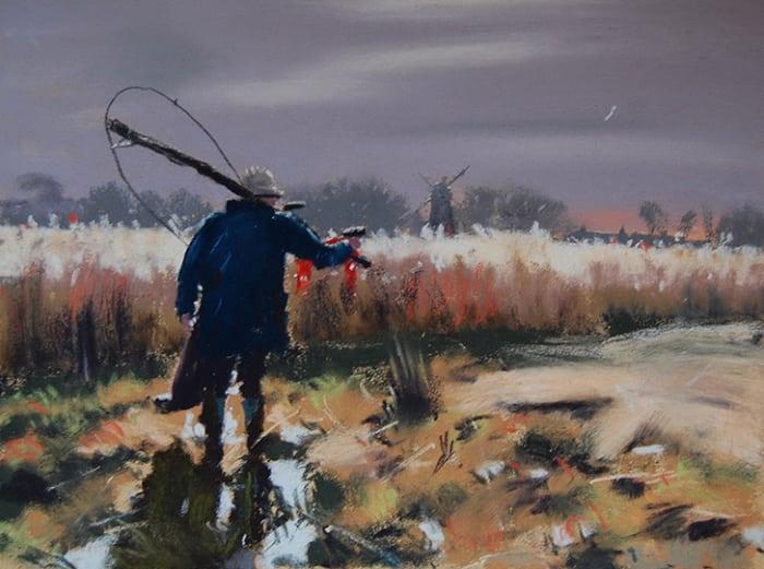 Эти картины написал юный художник. Ему всего 13 лет! По моему превосходно!