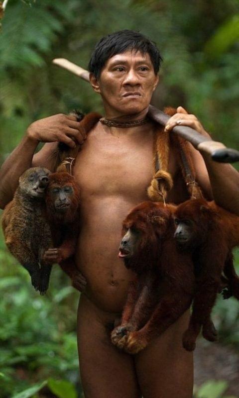 Голые племена и их секс сказать